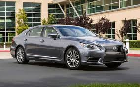 lexus ls depreciation new cars with the highest resale value 2015