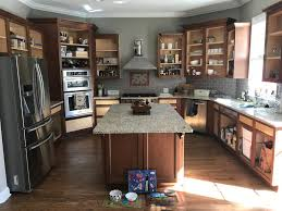 how to cover kitchen cabinets cabinet refinishing blog 2 cabinet girls