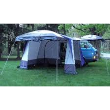 Just Kampers Awning A Room For Vw Bus And Van Gray