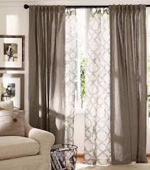 voilage fenetre chambre idées de déco profitez rideaux embellir espace 35 photos