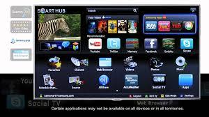 how to use the smart hub menu youtube
