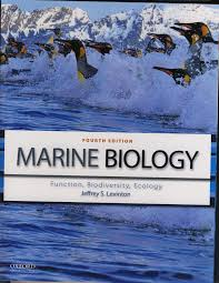 marine biology function biodiversity ecology 4th edition 2013