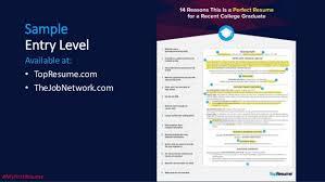 Resume For College Graduate Resume Writing For Recent College Graduates