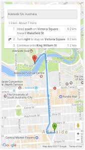 Draw A Route On Google Maps by Implementing Turn By Turn Navigation With Google Maps In Ionic