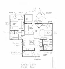 cabin floor plan angler cove 2 bedroom vacation log rental cabin