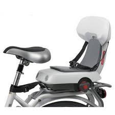siege pour velo siège enfant sur porte bagage arrière guppy vélo