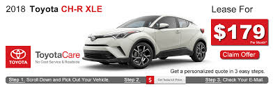 toyota financial toyota c hr lease deals near boston ma