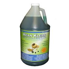 mean klean 1 gal concrete and mortar dissolver mk128oz the home