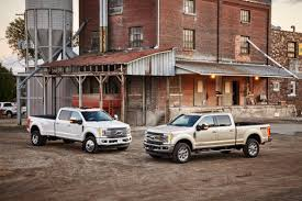 Ford F350 Truck Specs - 2017 ford f 350 super duty king ranch reports for work pictures