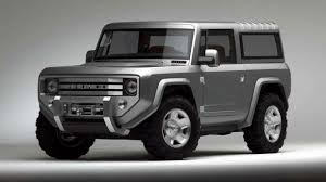 Dwayne Johnson Car Meme - the real reason why a ford bronco concept is in dwayne johnson s