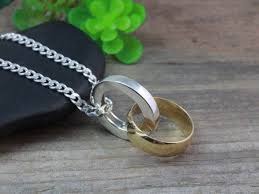 ring holder necklace jewelry images Sterling silver ring holder necklace mens ring holding pendant jpg