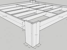What Is Size Of Queen Bed King Size Diy Bed Frame Plans Measurement Of Queen Size