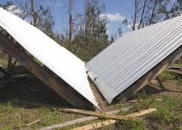 Barn Truss Metal Roof On Pole Barn