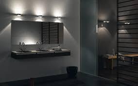 simple decoration lighted bathroom sinks neo metro ebb wall