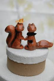 squirrel cake topper 11 squirrel groom s cakes photo groom wedding cake toppers