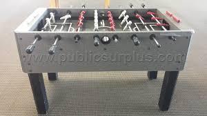 Harvard Foosball Table Parts by Public Surplus Auction 1157886