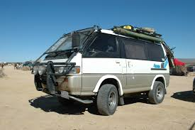 mitsubishi delica 2016 field guide to wasteland vehicles delilah