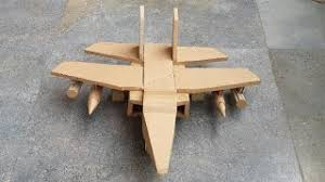 how to make a cardboard airplane that flies yt channel embed