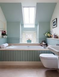 Duck Egg Blue Bathroom Tiles Plastic Panels For The Bathroom A Budget Option For A Stylish