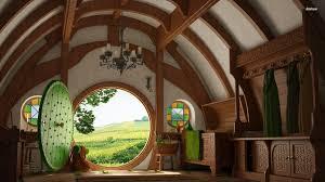 real hobbit hole house 3414