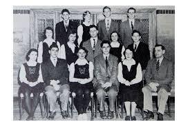 i leonard high school yearbook leonard cohen led his high school s menorah club jewniverse