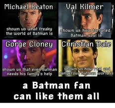 Christian Bale Meme - michael reaton val kilmer shown us what freakyshown us how tortured