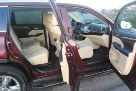 inside toyota highlander review 2015 toyota highlander limited fwd car reviews and