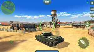 war machines free multiplayer tank shooting games android apps
