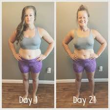 After Challenge 21 Day Challenge Results Fitness Weight Loss Challenge
