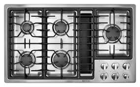 36 Induction Cooktop With Downdraft Jenn Air 36