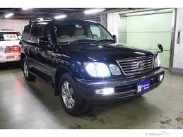 toyota land cruiser cygnus used toyota land cruiser cygnus 2007 for sale stock