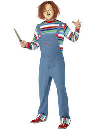 halloween doll costumes adults chucky costume childs play doll halloween mens fancy dress
