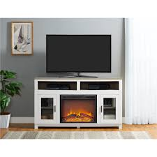 60 Inch Tv Stand With Electric Fireplace Electric Fireplace And Tv Stand Usrmanual Com