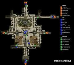 Mob Of The Dead Map Sacred Gate Hole Ran Samba Wiki Fandom Powered By Wikia
