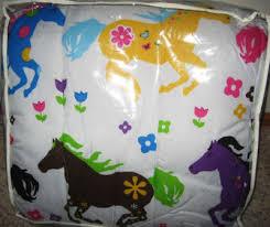 Green Bedding For Girls by Horse Bedding For Girls