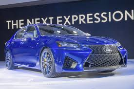 lexus sports car gs 2016 lexus gs f looks good is underpowered compared to rivals