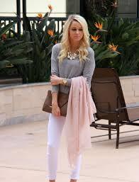 women u0027s white jeans u2013 best summer street looks fashiongum com