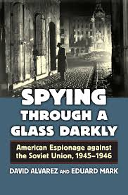 spying through a glass darkly
