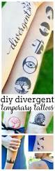 best 25 divergent cosplay ideas on pinterest temporary tattoos
