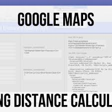 Driving Distance Google Maps Google Maps Driving Distance Calculation Filemaker 14 Videos