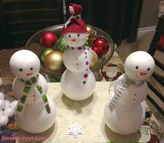 easy diy snowman craft ideally speaking