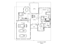 baby nursery two master bedroom house plans home design house