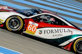 ferrari factory christina nielsen hopeful of elms success on ferrari u0027s home ground