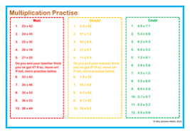 multiplying decimals worksheet by stacy3010 teaching resources tes