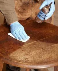 refinishing wood table without stripping how to refinish furniture refinished furniture paint splatter and
