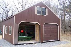 garages in the 50s vs garages today