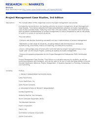 association for project management project management case