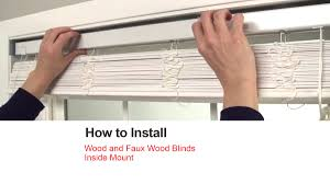 How To Shorten Window Blinds How To Install Blinds And Shades Bali Blinds And Shades