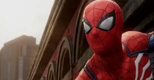 spider man ps4 trailer brings peter parker