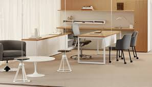 Transitional Office Furniture by Reff Profiles Knoll